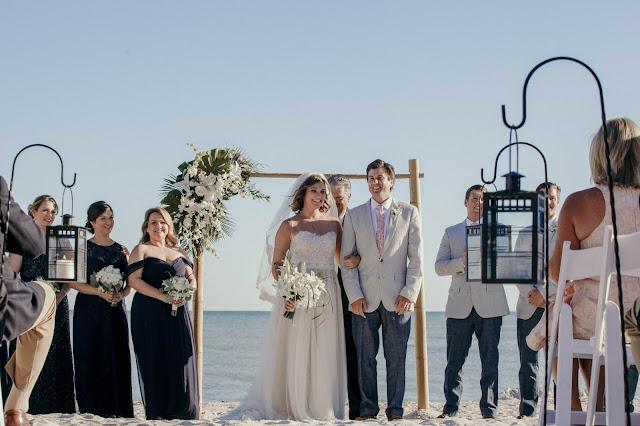 Royal Shell Vacations Wedding