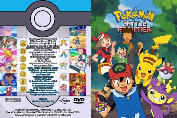 Pokemon Season 09 Battle Frontier Images In Hd