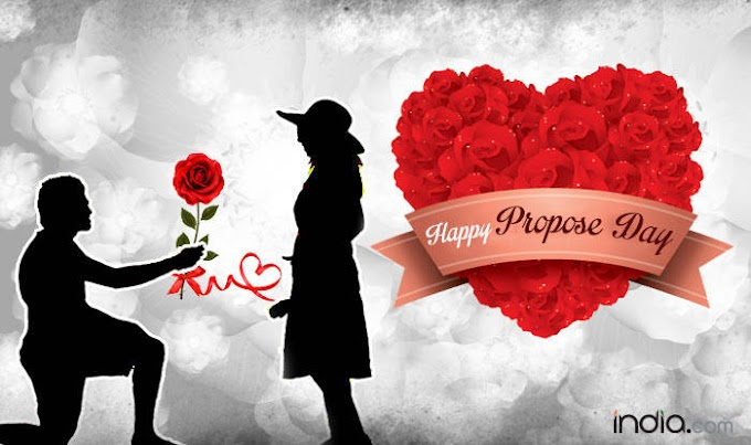happy propose day 2019 Sms,quotes