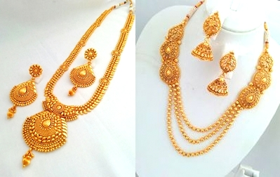 Gold lookalike costume jewellery stores in Facebook Elegant Eves