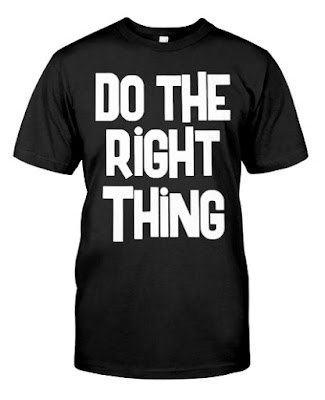 Do The Right Thing T SHIRT HOODIE 2020 SWEATSHIRT. GET IT HERE