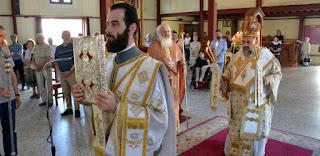 ΕΝΩΤΙΚΟΣ ο εορτασμός των Αγίων Πάντων στην Καλαμάτα