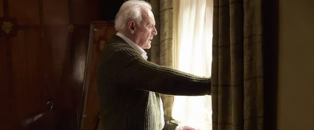 Anthony Hopkins ganha Oscar de melhor ator vivendo idoso com perda de memória