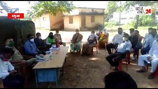 शान्ति समिति की बैठक में सभी धार्मिक त्यौहारों को शासन के दिशा-निर्देशों का पालन करते हुये  मनाने पर बनी सहमति