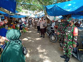 Ops Yustisi, Gabungan Polres Sinjai, TNI dan Satpol PP Sisir Pusat Keramaian