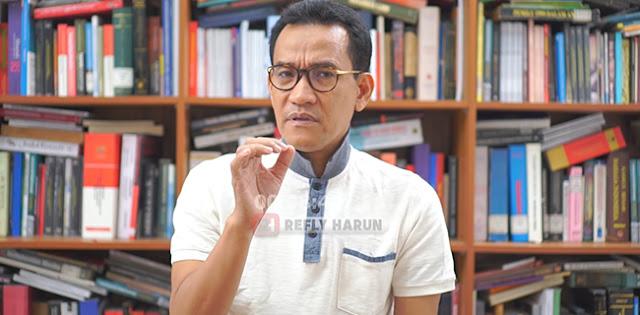 Refly Harun: Banyaknya Kritik Pada Jokowi Karena Ketidakmampuan Presiden Mengelola Pemerintahan