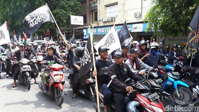 Pembakaran Bendera Berlafaz Tauhid Dapat Picu Konflik di Masyarakat