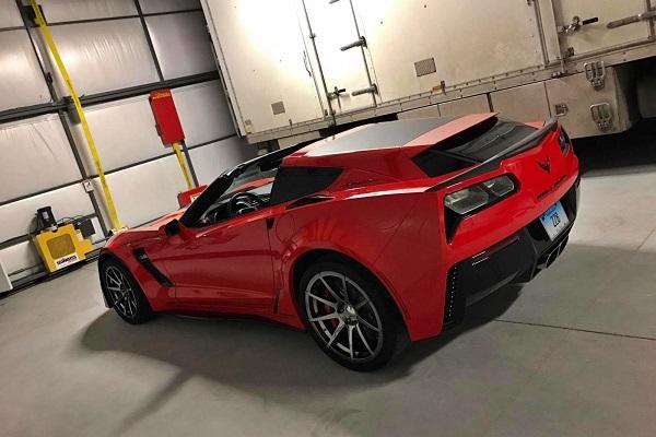 Callaway Corvette AeroWagon