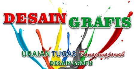 Uraian Tugas Desain Grafis