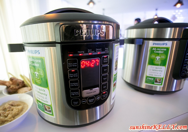 Traditional Meals Made Easier with Philips All-In-One Pressure Cooker
