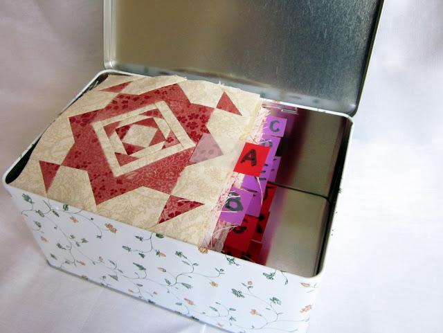 коробочка из Икеи