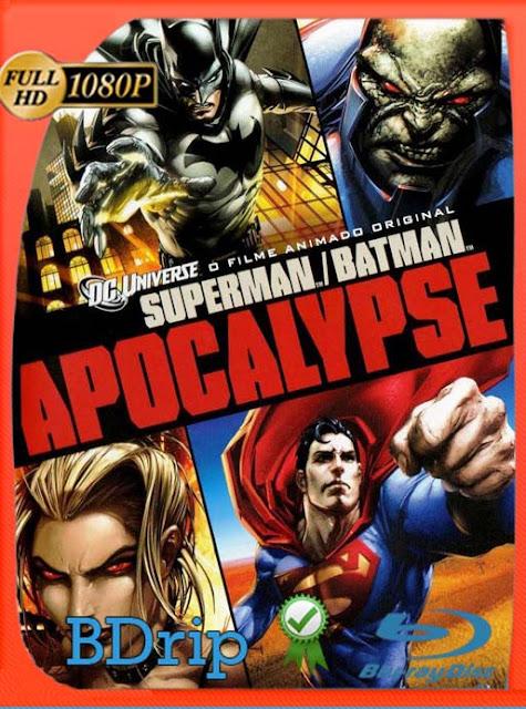 Superman/Batman: Apocalipsis (2010) BDRip [1080p] Latino [GoogleDrive] SilvestreHD