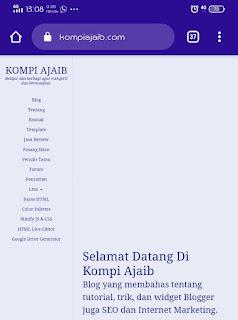 Kompi ajaib Ganti template: Makin keren dan bikin nyaman pembaca!