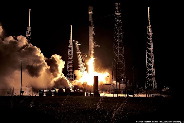 SpaceX launches 58 more Starlink satellites in Saturday rideshare mission