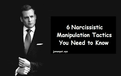 6 Narcissistic Manipulation Tactics You Need to Know