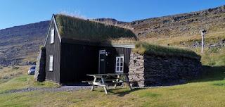 Litlibaer (Litlibær). Fiordos del Oeste, Islandia. West Fjords, Iceland.