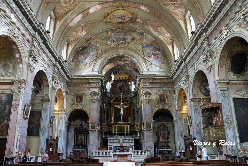 Iglesia de Santa Agata del Carmine, Bergamo