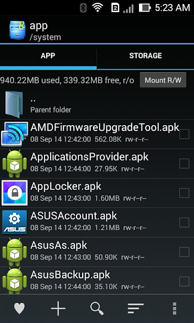 rom for Asus ZenFone 4