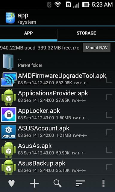 rom for Asus ZenFone 4