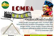 Raih Hadiah Jutaan Rupiah, Ikuti Lomba Vlog Millenial Bintang Sembilan