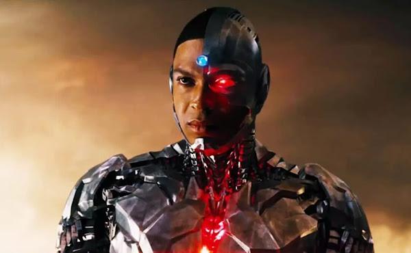 Ray Fisher diz que retornaria como Cyborg para a sequência de 'Liga da Justiça' de Zack Snyder