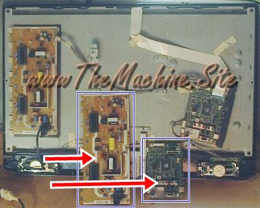 Perbaikan Kerusakan Mati Total TV LCD TOSHIBA 32-Inch