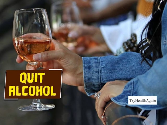 Mental Health: Quitting Alcohol Can Improve Women's Quality Of Life