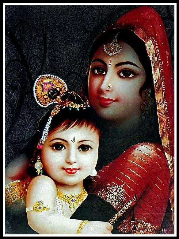 95 Krishna Yashodha Images Shri Krishna Yashoda Images Hd