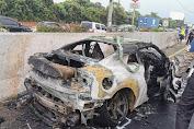 Kecelakaan Maut Wakil Jaksa Agung di KM 13 tol jagorawi