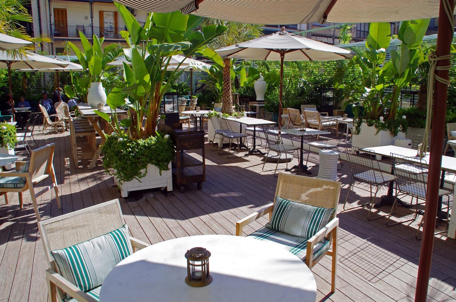Cotton House Hotel Barcelona Terrace