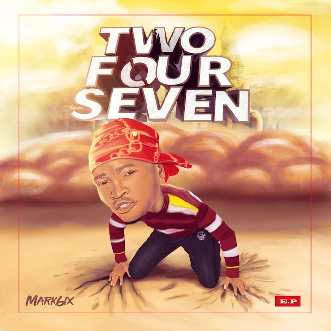 [DOWNLOAD EP] MAR6IX - TWO FOUR SEVEN EP