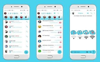 Wifi Theme For YOWhatsApp & Fouad WhatsApp By Leidiane