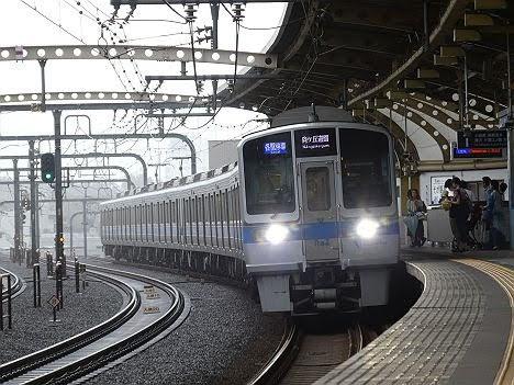 【ダイヤ改正後も存続!】新宿始発の各駅停車 向ヶ丘遊園行き