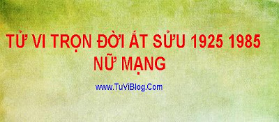 Tu Vi Tron Doi tuoi At Suu 1925 1985