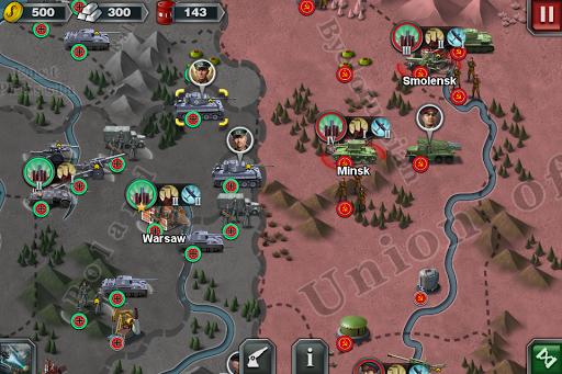 Screenshot World Conqueror WW2 - Apcoid