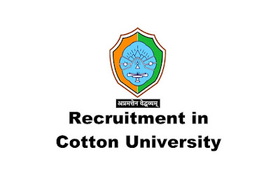 Technical Assistant/ Electrician cum Care taker Recruitment in Cotton University 2019