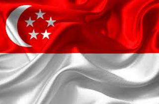 bendera singapura, sejarah singapura, asal-usul singapura, negeri singa putih
