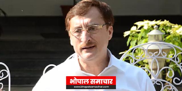 JABALPUR की जनता से नाराज विवेक तन्खा, कहा: यहां से चुनाव नहीं लड़ूंगा | MP NEWS