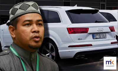 Anak Sungai Derhaka: Khairuddin Jawab Isu Audi Q7 Untuk Isteri..