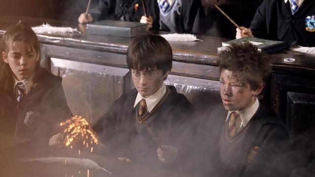 Fotograma Harry Potter y la Piedra Filosofal