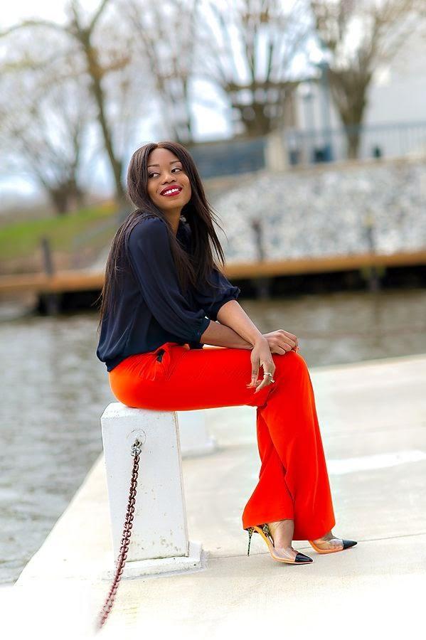 Zara Highwaist pants