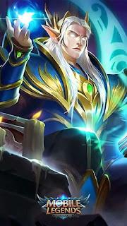 Estes Moon Elf King Heroes Support of Skins V3