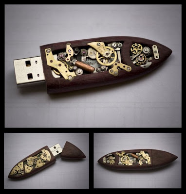 Creative Steampunk Gadgets and Designs (15) 7