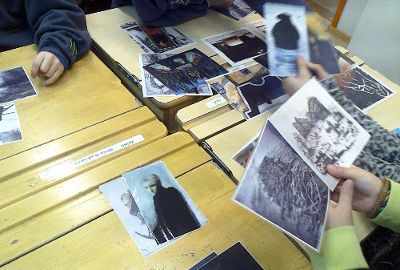 Kuvataide: kuva-analyysi ja viikon kuva