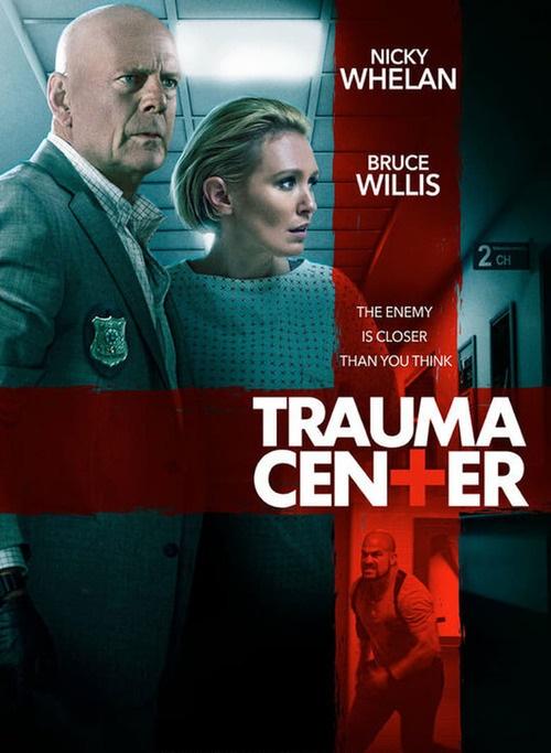 Trauma Center [2019] [CUSTOM HD] [DVDR] [NTSC] [Latino]