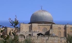 Masjidil Aqsha atau Al Aqsa yang sebenar