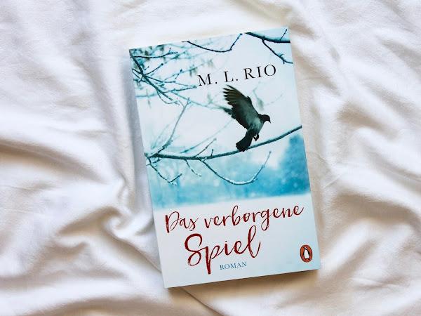 [Rezension] Das verborgene Spiel – M. L. Rio