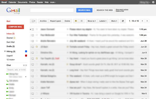 Cara membuat akun Gmail baru