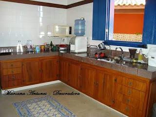 cozinha casa de fazenda