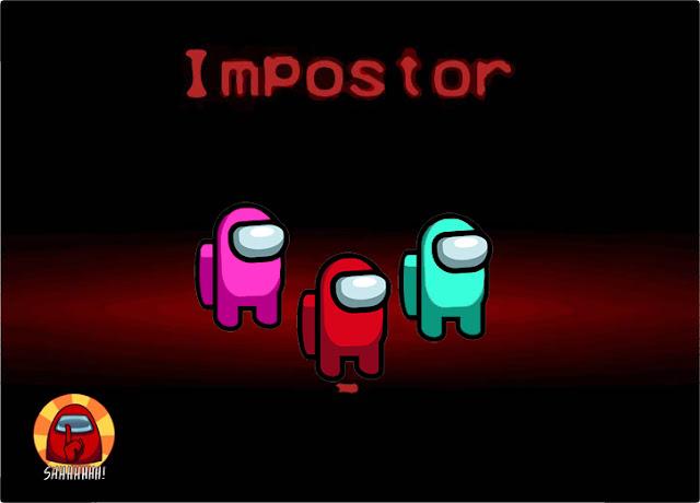10 Ciri-Ciri Impostor Di Game Among Us